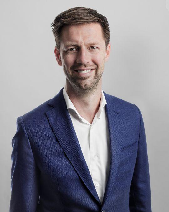 Wilbert Schutrups - CFO